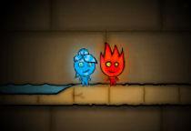 مغامرات ولد النار وبنت الماء 2
